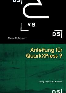 Anleitung für QuarkXPress 9