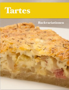 "Backbuch ""Tartes"""